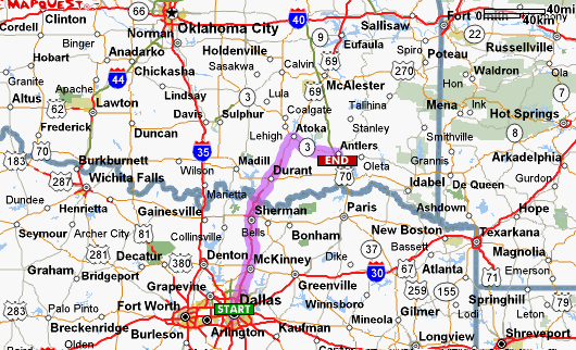 Map Of Dallas Texas And Surrounding Cities | Smoothoperators